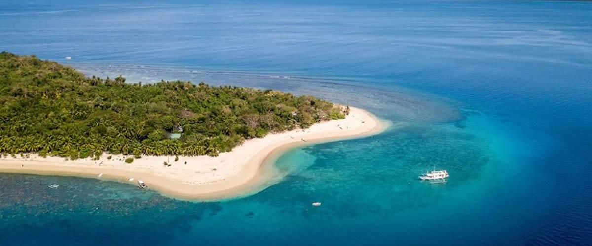 Pandan Island Beach